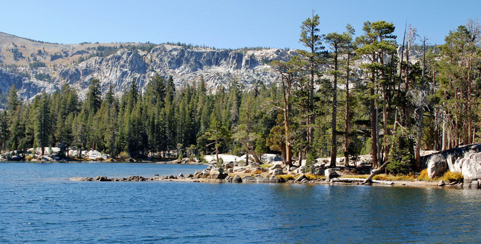 Photo of Dardanelles Lake,  El Dorado County, CA