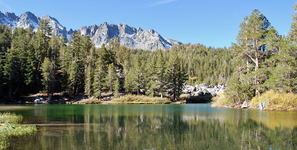 Photo of the Emerald Lake