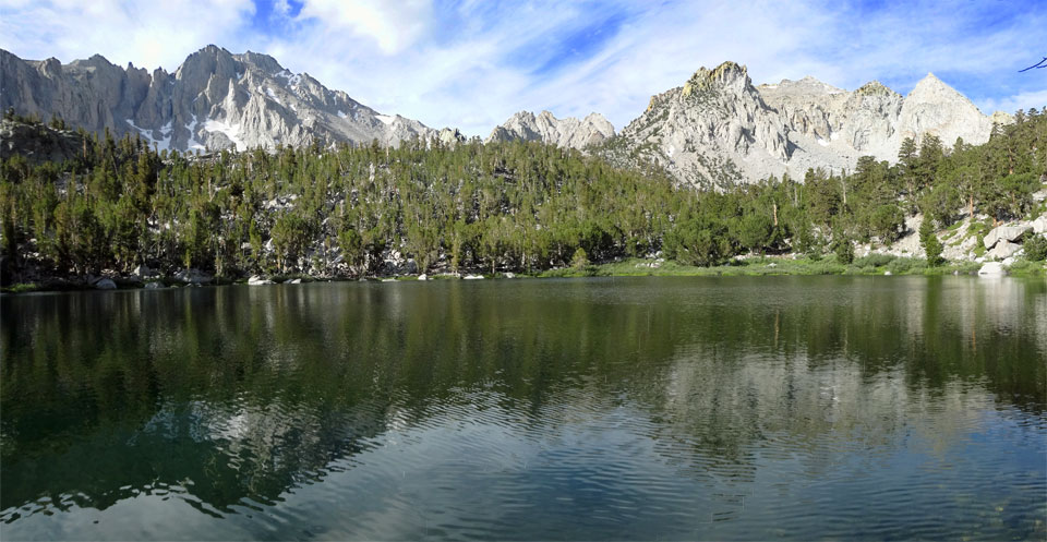 Photo of Gilber Lake,  Inyo County, CA