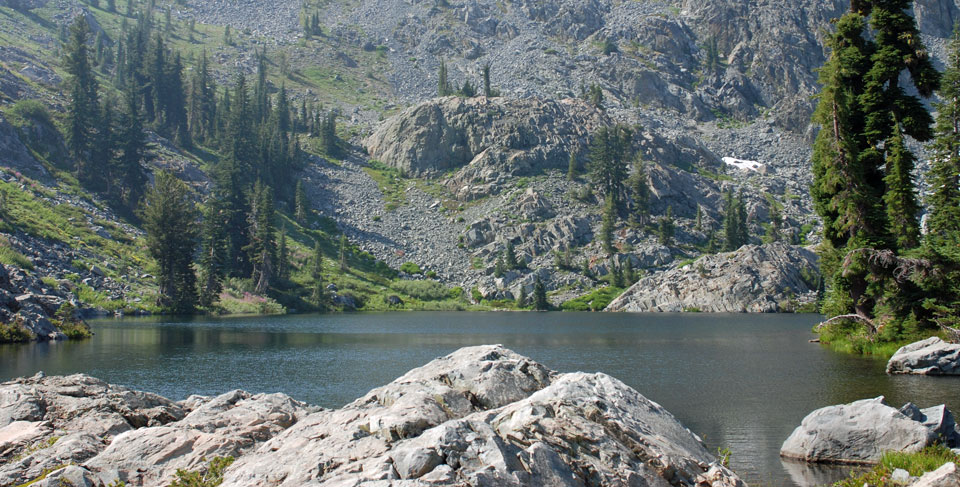 Photo of Glacier Lake, Nevada County, CA