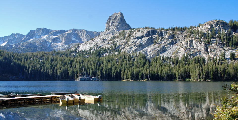 Photo of Lake George, Mammoth Lakes, CA