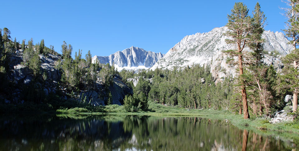 Photo of Marie Louise Lakes,  Inyo County, CA