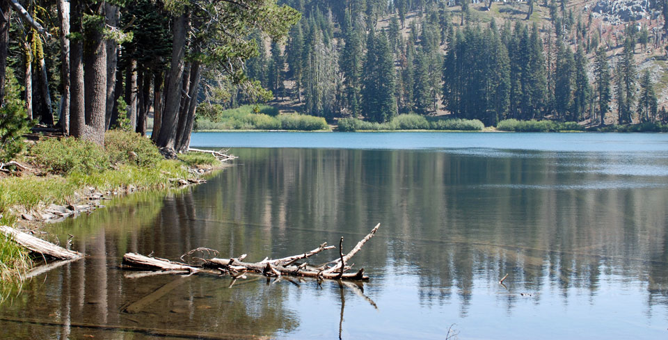 Photo of Milk Lake, Nevada County, CA