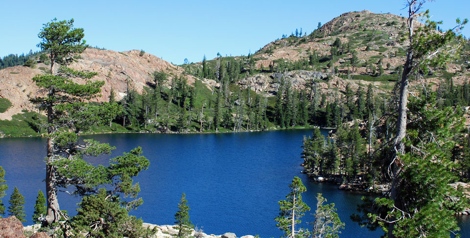 Photo of Penner Lake,  Nevada County, CA