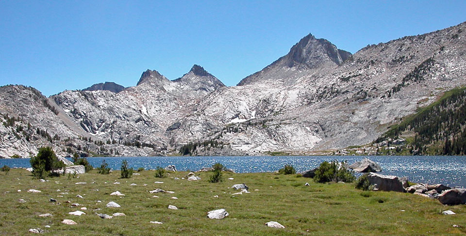 Photo of Rose Lake, Fresno County, CA
