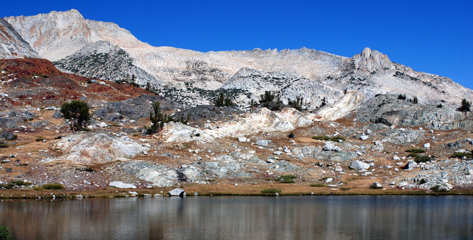 Photo of Spuller Lake, Mono County, CA