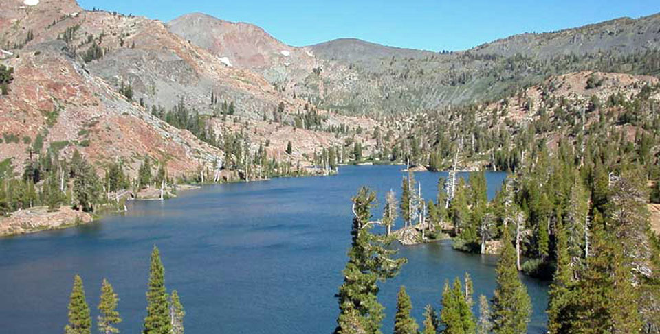 Photo of Susie Lake, Desolation Wilderness, El Dorado County, CA